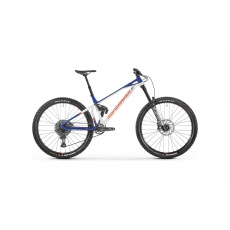 Horské kolo MONDRAKER Superfoxy 29, white/blue/orange, 2021