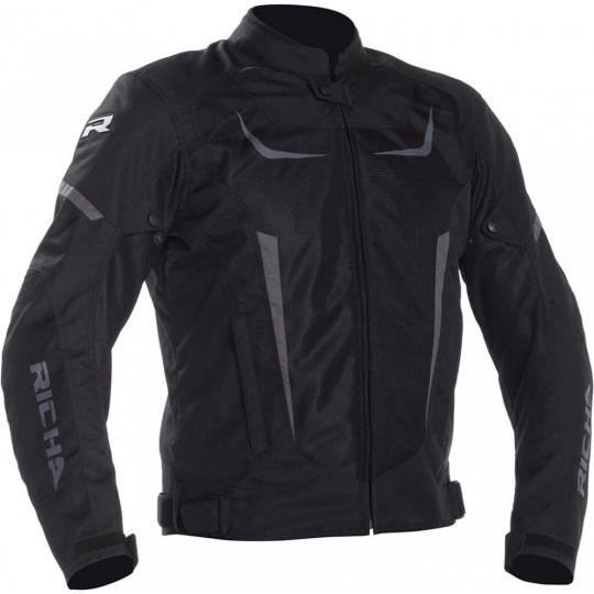 Moto bunda RICHA AIRSTRIKE 2 černá
