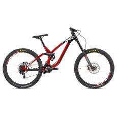 NS Bikes Fuzz 2 (27,5) - DH downhill bike black/red - vel. M