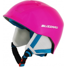 helma BLIZZARD Signal ski helmet junior, pink