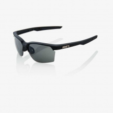 Sportcoupe - Soft Tact Black - Smoke Lens