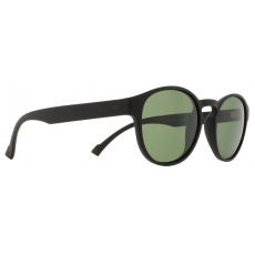 sluneční brýle RED BULL SPECT Sun glasses, SOUL-004P, matt black, green POL, CAT3, 48-19-145