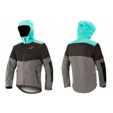 Alpinestars Tahoe Waterproof Jacket bunda Black DK Shadow Cerami
