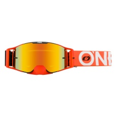 Brýle O´Neal B-30 BOLD černá/oranžová červená radium