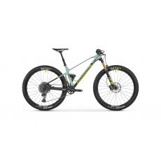 horské kolo MONDRAKER F-Podium DC Carbon R 29, green/carbon/yellow, 2021