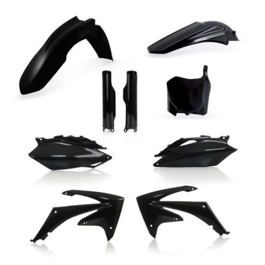 Acerbis plastový full kit CRF250 10, CRF 450 09/10