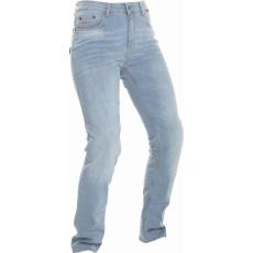 Dámské moto kalhoty RICHA NORA JEANS světle modré