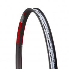 "SPANK 359 Vibrocore™ Rim, 32H, 27.5"", Black Red"