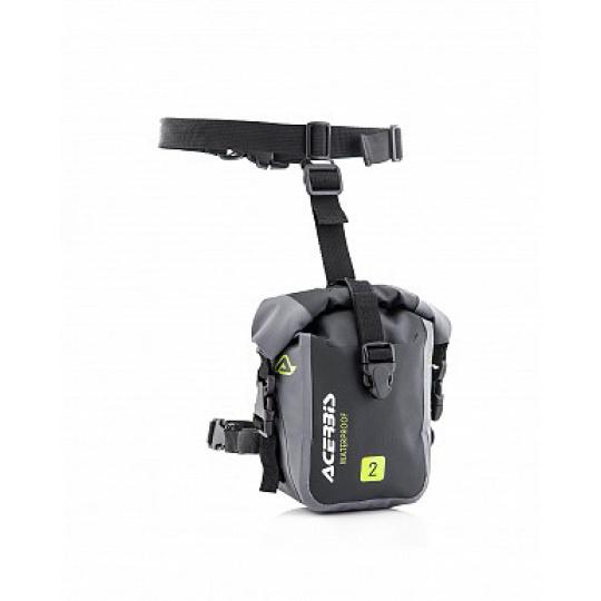 ACERBIS taška na nohu voděodolnáčerná/šedá