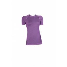 Dámské termo tričko MODAL KRR W fialová
