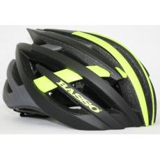 helma BASSO Aliante, black/fluo