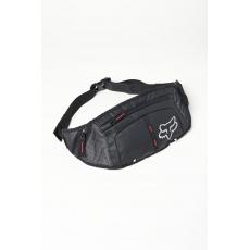 Pánská cyklo taška Fox Hip Pack Slim Black