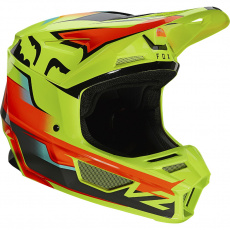 Pánská přilba Fox V2 Leen Helmet, Ece Multi