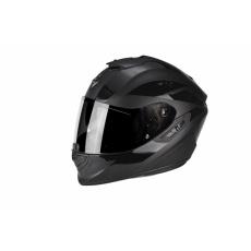 Moto přilba SCORPION EXO-1400 AIR FREEWAY II černá matná/černá lesklá