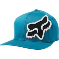 Pánská kšiltovka Fox Racing Episcope Flexfit Hat Blue