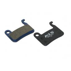 KELLYS Brzdové destičky KLS D-03, organické (pár) *