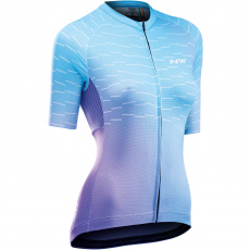 Dámský dres Northwave Blade Woman Jersey Short Sleeves Candy