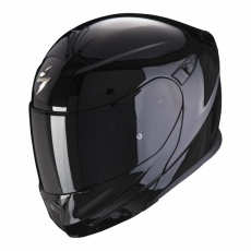 Moto přilba SCORPION EXO-920 solid černá