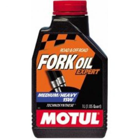 tlumičový olej 15 W  1litr