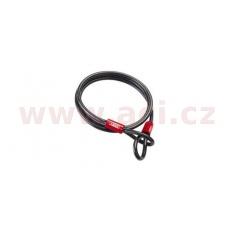 ocelové lano s oky Cobra (délka 2 m, průměr 10 mm), ABUS