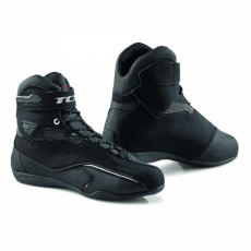 Moto boty TCX ZETA WP černé