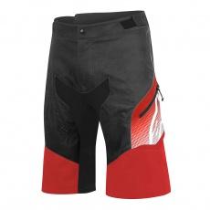 Alpinestars Predator Shorts Black/Red kraťasy