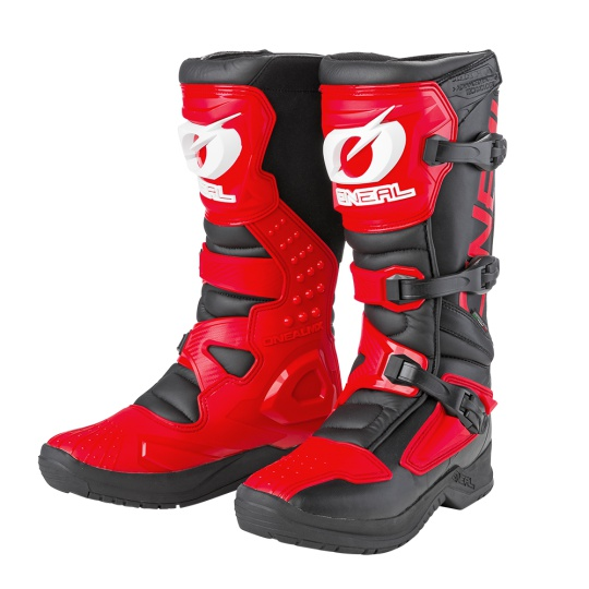 Boty O´Neal RSX černá/červená