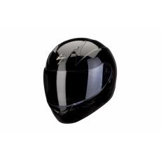 Moto přilba SCORPION EXO-390 solid černá