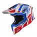 Moto přilba JUST1 J12 VECTOR červeno/modro/bílá