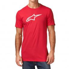 Alpinestars tričko Ageless Classic red/white červené