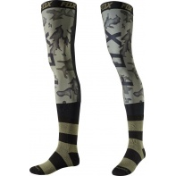 MX ponožky Fox Proforma Knee Brace Sock - Camo