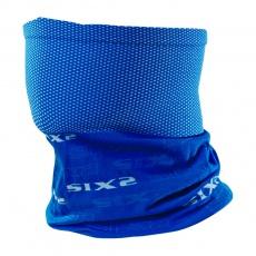 SIXS TBX funkční nákrčník modrá