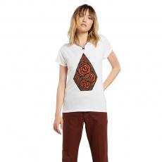 Dámské triko Volcom Radical Daze Tee Star White