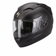 Moto přilba SCORPION EXO-1200 AIR solid černá matná