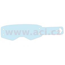 strhávací slídy plexi pro brýle PROSPECT, SCOTT (20 vrstev v balení, čiré)