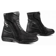Moto boty FORMA LATINO WP černé