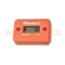 měřič motohodin, Q-TECH (oranžový)