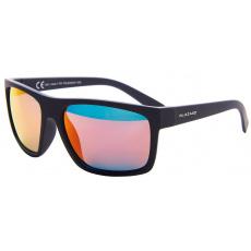sluneční brýle BLIZZARD sun glasses POLSC603011, rubber black, 68-17-133