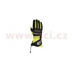 rukavice MONTREAL 1.0, OXFORD (žluté fluo/černé)