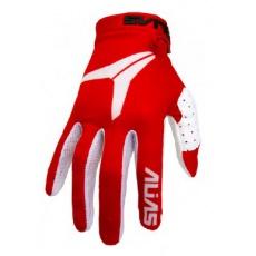 Motokrosové rukavice ALIAS MX AKA červené 2830-002