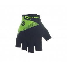 KELLYS Rukavice Comfort 018, lime, XL