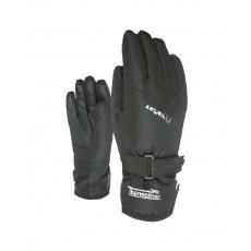 Dětské rukavice Level Junior Black