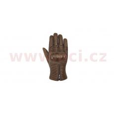rukavice FACTORY, 4SQUARE - pánské (hnědé)