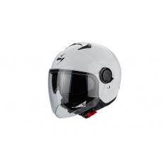 Moto přilba SCORPION EXO-CITY solid bílá