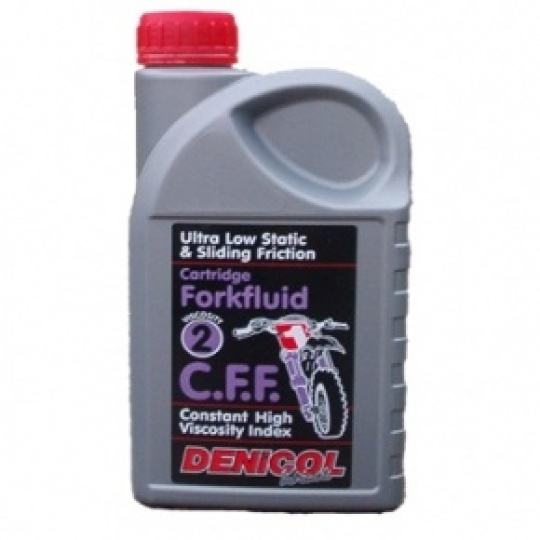 Olej DENICOL Cartridge Forkfluid SAE10