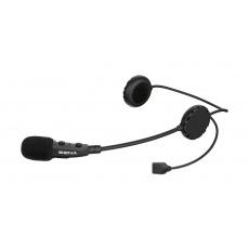 Bluetooth handsfree headset 3S PLUS pro skútry pro otevírací přilby (dosah 0,4 km), SENA