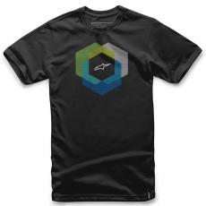 Alpinestars tričko Tesseract Black