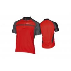 KELLYS Dres PRO Sport krátký rukáv red - XS