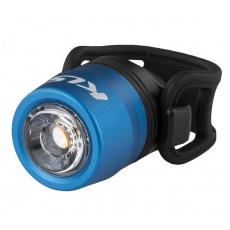 KELLYS Osvětlení přední dobíjecí IO USB Front, blue