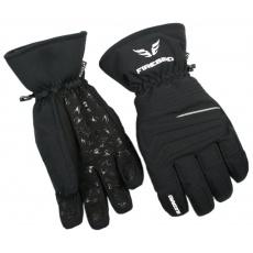 lyžařské rukavice BLIZZARD Firebird ski gloves, black